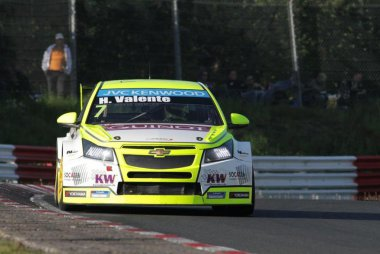 Hugo Valente - RML Chevrolet Cruze TC1