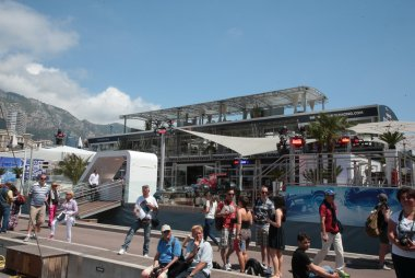 Red Bull Racing Hospitality Center