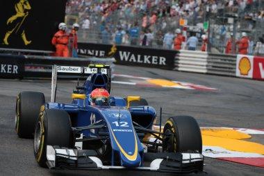 Felipe Nasr - Sauber F1 Team