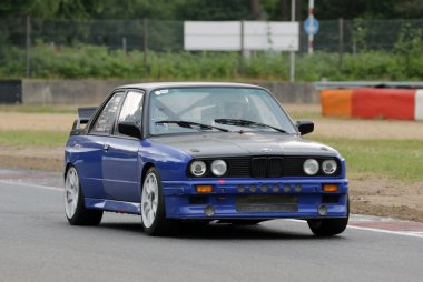 T. Ceuppens / K. Ceuppens - BMW M3