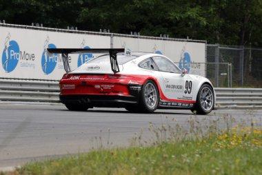 Dylan Derdaele - Porsche 991 GT3 Cup