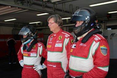 Patrick Van Glabeke - Martin Lanting - Louis-Philippe Soenen