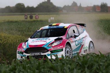 Bernd Casier - Ford Fiesta R5