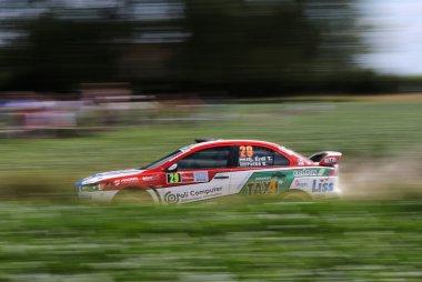 Érdi Jr. Tibor - Mitsubishi Lancer Evo X