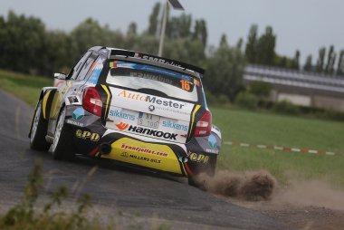 Petter Kristiansen - Skoda Fabia S2000