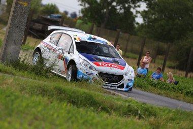 Craig Breen - Peugeot 208 T16