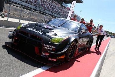 Nissan Academy Team RJN - Nissan GT-R Nismo GT3