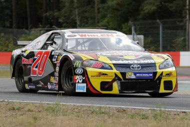 Tim Verbergt/Philippe Stéveny/Nathalie Maillet - Toyota Camry Nascar Euro Series