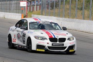Jurgen Gulicher/Dirk Vermeersch - BMW M235i racing