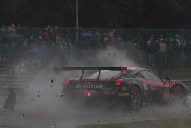 Duqueine Engineering - Ferrari 458 Italia GT3