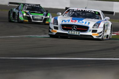 Team Zakspeed - Mercedes SLS AMG GT3