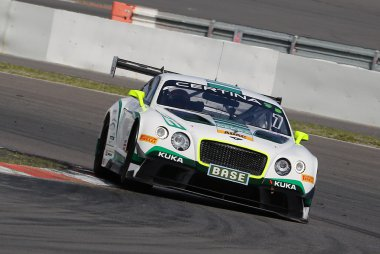 HTP Bentley Continental GT3