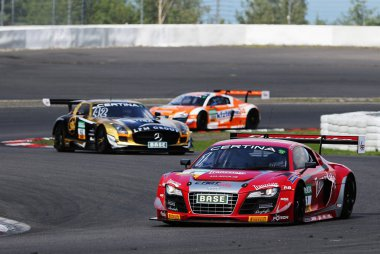 C.Abt Racing Audi R8 LMS Ultra