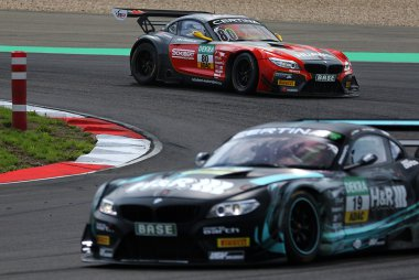Team Schubert - BMW Z4 GT3