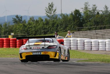 ROWE Racing - Mercedes SLS AMG GT3
