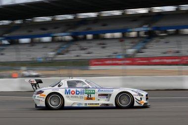 Zakspeed Mercedes SLS AMG GT3