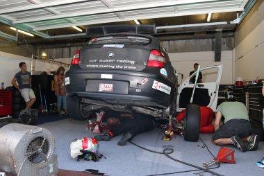 Cor Euser Racing - BMW 120 D