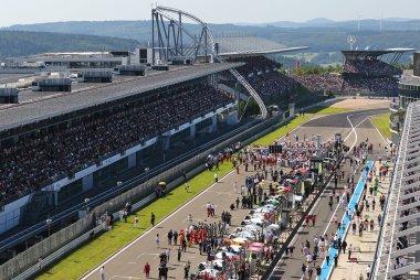 grid 2015 WEC 6 Hours of Nürburgring