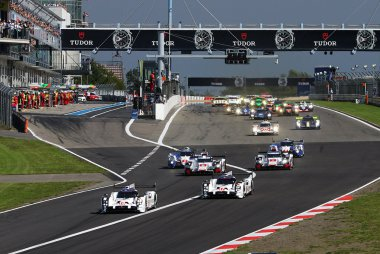 start 2015 WEC 6 Hours of Nürburgring