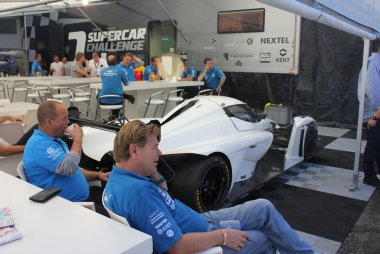 Supercar Challenge Hospitality Center