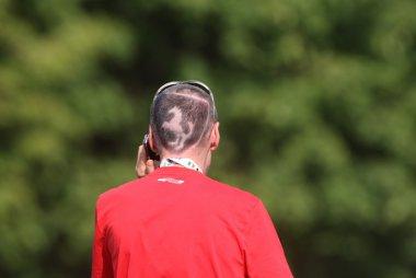 Ferrari fan GP Italië 2015