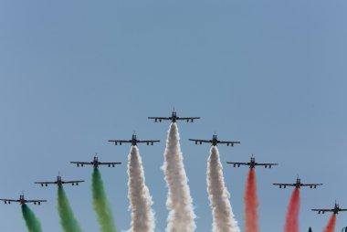 sfeerbeeld F1 GP Italië 2015