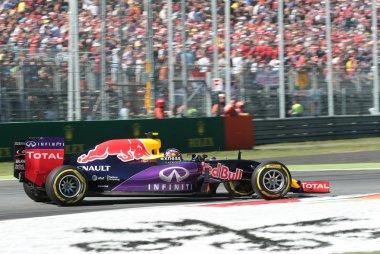 Daniil Kvyat - Red Bull Racing