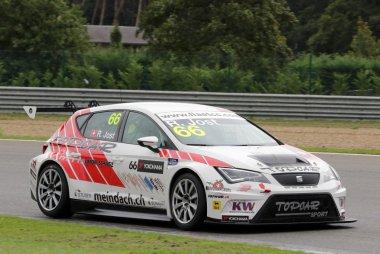 Ronny Jost - Seat Leon Cup Racer