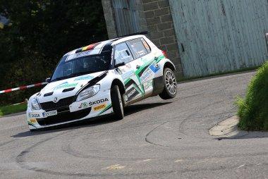 Stephan Hermann - Skoda Fabia S2000