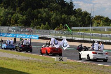 Rijdersparade DTM Nürburgring 2015