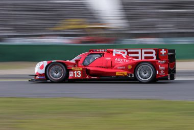 Rebellion Racing - Rebellion R-One