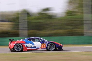 SMP Racing - Ferrari F458 Italia