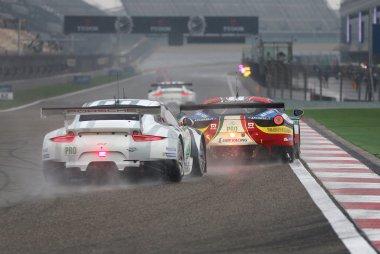 Manthey Racing Porsche 991 RSR