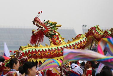 Chinese draak WEC 6 Hours of Shanghai 2015