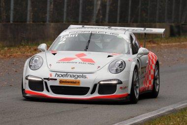 Hans Fabri - Porsche 991 GT3 Cup