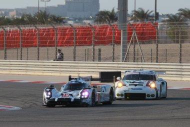 Porsche Team & Porsche Team Manthey - Porsche 919 Hybrid & Porsche 911 RSR
