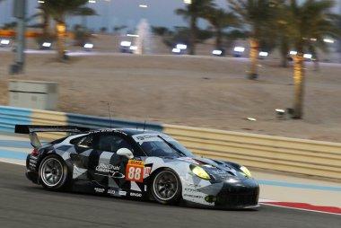 Abu Dhabi Racing Porsche 911 RSR