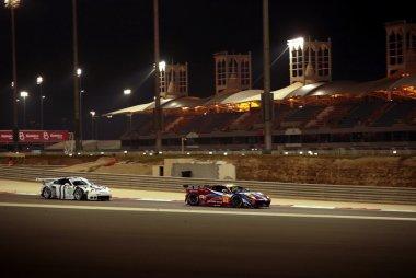 Ferrari 458 Italia GT2 & Porsche 911 RSR