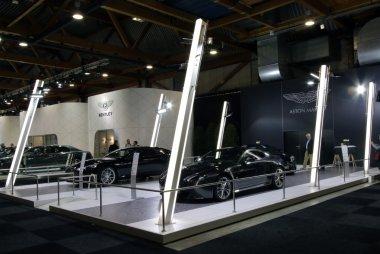 Aston Martin & Bentley - Autosalon Brussel 2016