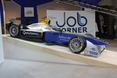 European Motor Show Brussel - Job Corner