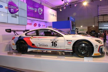Ginion Group - BMW M6 GT3