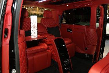 ARV Luxury Vans VIP Transport