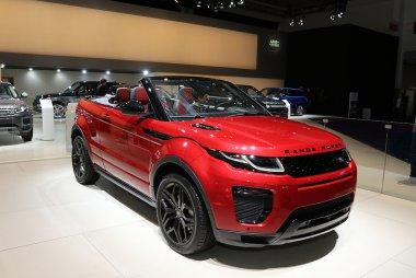 Lan Rover Range Rover Evoque Convertible