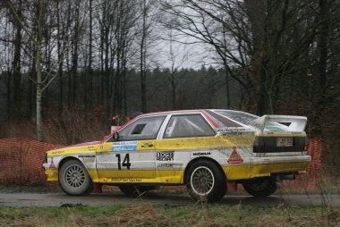 Verbist/Nivarlet - Audi Quattro A1