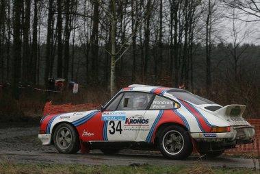 Mondron/Werner - Porsche 911 Gr4