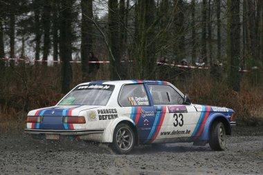 Deferm/Derrez - BMW 323 i