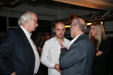Laurens Vanthoor en Johan Moons van Grafityp