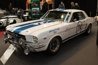 Antwerp Classic Salon 2016 - Ford Mustang