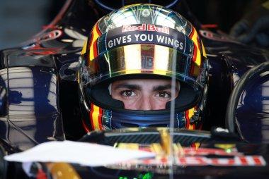 Carlos Sainz Jr. - Scuderia Toro Rosso