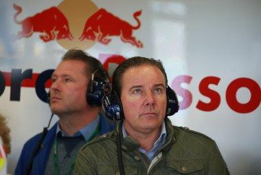 Jos Verstappen - Raymond Vermeulen (manager van Max Verstappen)